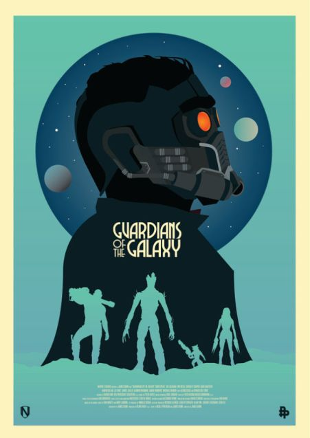 GUARDIANS+OF+THE+GALAXY+Poster+to+be+Given+to+Marvel+Panel+Attendees